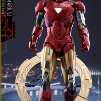 Hot Toys Die-Cast Iron Man Mark VI Photos & Order Info!