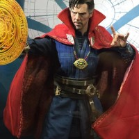Hot Toys Doctor Strange Figure Revealed & Photos!