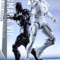 Hot Toys Sub-Zero Iron Man Exclusive Figure Up for Order!
