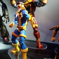 SDCC: Marvel Legends 2017 X-Men! Colossus! Polaris! WARLOCK!
