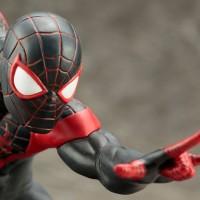 Kotobukiya Miles Morales Spider-Man ARTFX+ Statue!