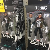 Walgreens Exclusive Marvel Legends Punisher Released!