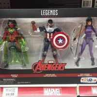 Marvel Legends Summer 2016 Exclusive Packs Released!