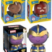 NYCC 2016 Funko Dorbz X-Men & Thanos Exclusives!