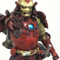 SH Figuarts Samurai Iron Man Figure Revealed!