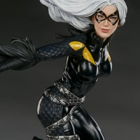 Sideshow EXCLUSIVE Black Cat Premium Format Figure Pre-Order!