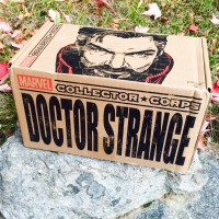 Funko Collector Corps Doctor Strange Box Review Spoilers & Unboxing!