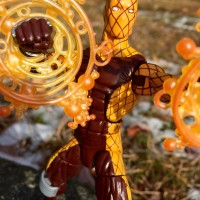 Marvel Legends Shocker Review 2017 Sandman Series
