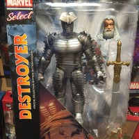 Marvel Select Destroyer Odin Figure Released & Photos!