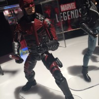 Toy Fair 2017: Netflix Marvel Legends Figures! Daredevil!