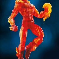 Toy Fair: Marvel Legends Human Torch Mary Jane & Vulture!