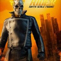 Sideshow Exclusive Ghost Rider Sixth Scale Figure Up for Order!