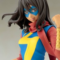Kotobukiya Ms. Marvel Bishoujo Statue Up for Order! Kamala Khan!