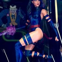 Toy Fair 2017 DST Marvel Statues: Thor! Psylocke! Spider-Gwen!