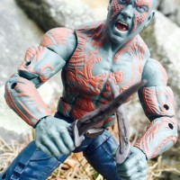 2017 Marvel Legends Drax Review & Photos GOTG Vol. 2 Hasbro