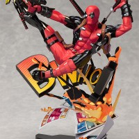 Deadpool Breaking The Fourth Wall Statue Photos & Order Info!