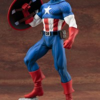 Kotobukiya Captain America Modern Myth ARTFX Statue!
