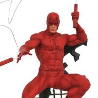 Marvel Gallery Daredevil & Premier Captain America Statues!
