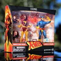 Marvel Legends Dark Phoenix & Cyclops Released Overseas!