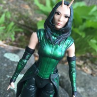 Marvel Legends Mantis Build-A-Figure Review & Photos GOTG Wave 2
