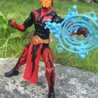Marvel Legends Adam Warlock Review (GOTG Mantis Series)