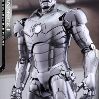 Exclusive Hot Toys Iron Man Mark II Die-Cast Up for Order!