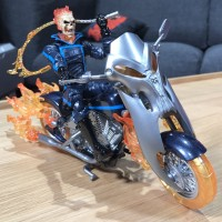 SDCC 2017: Marvel Legends Ghost Rider! Gwenpool! Songbird!