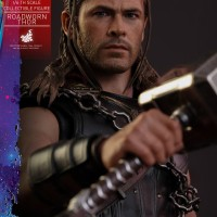 EXCLUSIVE Hot Toys Roadworn Thor w/ Surtur Skull Pre-Order!