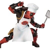 Kotobukiya Chef Deadpool ARTFX+ Statue Up for Order!