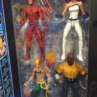 Exclusive Marvel Legends Defenders Box Set Up for Order!