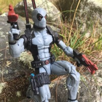 REVIEW: Hascon Marvel Legends X-Force Deadpool 6″ Figure!