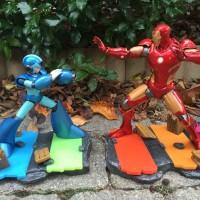 REVIEW: Marvel vs Capcom Infinite Statues & Infinity Gems