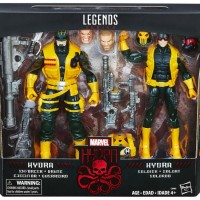 Marvel Legends Hydra Troopers Two-Pack Up for Order Online!