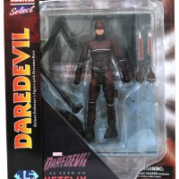 Marvel Select Netflix Daredevil Figure Packaged Photos!