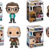 NYCC 2017 Exclusive Funko POP Vinyls! Old Man Logan!
