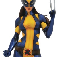 Marvel Gallery X-23 Wolverine & Iron Fist Statues Up for Order!