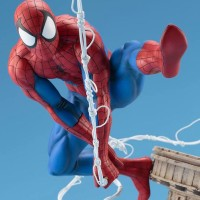 Kotobukiya Spider-Man Webslinger ARTFX Statue Revealed!