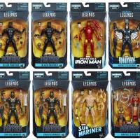 Marvel Legends Black Panther Movie Figures Up for Order! Case Ratios!