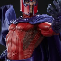 Sideshow EXCLUSIVE Magneto Maquette Statue Up for Order!