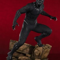 Kotobukiya Black Panther Movie ARTFX Statue Up for Order!