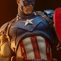 Sideshow Premium Format Captain America EX Statue Pre-Order!
