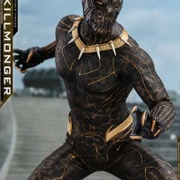 Hot Toys Erik Killmonger Sixth Scale Figure Up for Order!