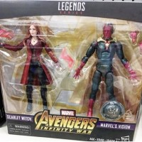 Marvel Legends Movie Ronan Up for Order! Vision! Mandarin! Pepper!