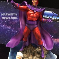Toy Fair: Marvel Premier Collection Magneto Statue Up for Order!