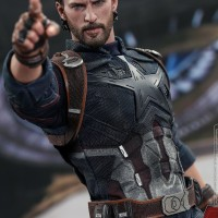 Hot Toys MOVIE PROMO Infinity War Captain America Up for Order!