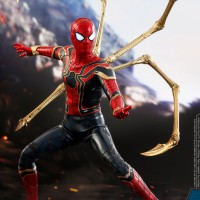 Hot Toys Iron Spider Figure Up for Order! Avengers Infinity War!