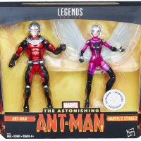 Marvel Legends Ant-Man & Stinger Exclusive Set Up for Order!