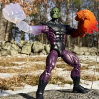 REVIEW: 2020 Marvel Legends Super Skrull Build-A-Figure (Fantastic Four)