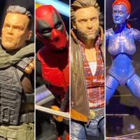 Toy Fair: Marvel Legends X-Men & Deadpool Movie Figures Revealed!