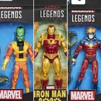 Toy Fair 2020: Marvel Legends Avengers Leader! Mar-Vell! Rage! Mach-1! & More!